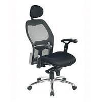 Židle W 42 C černá